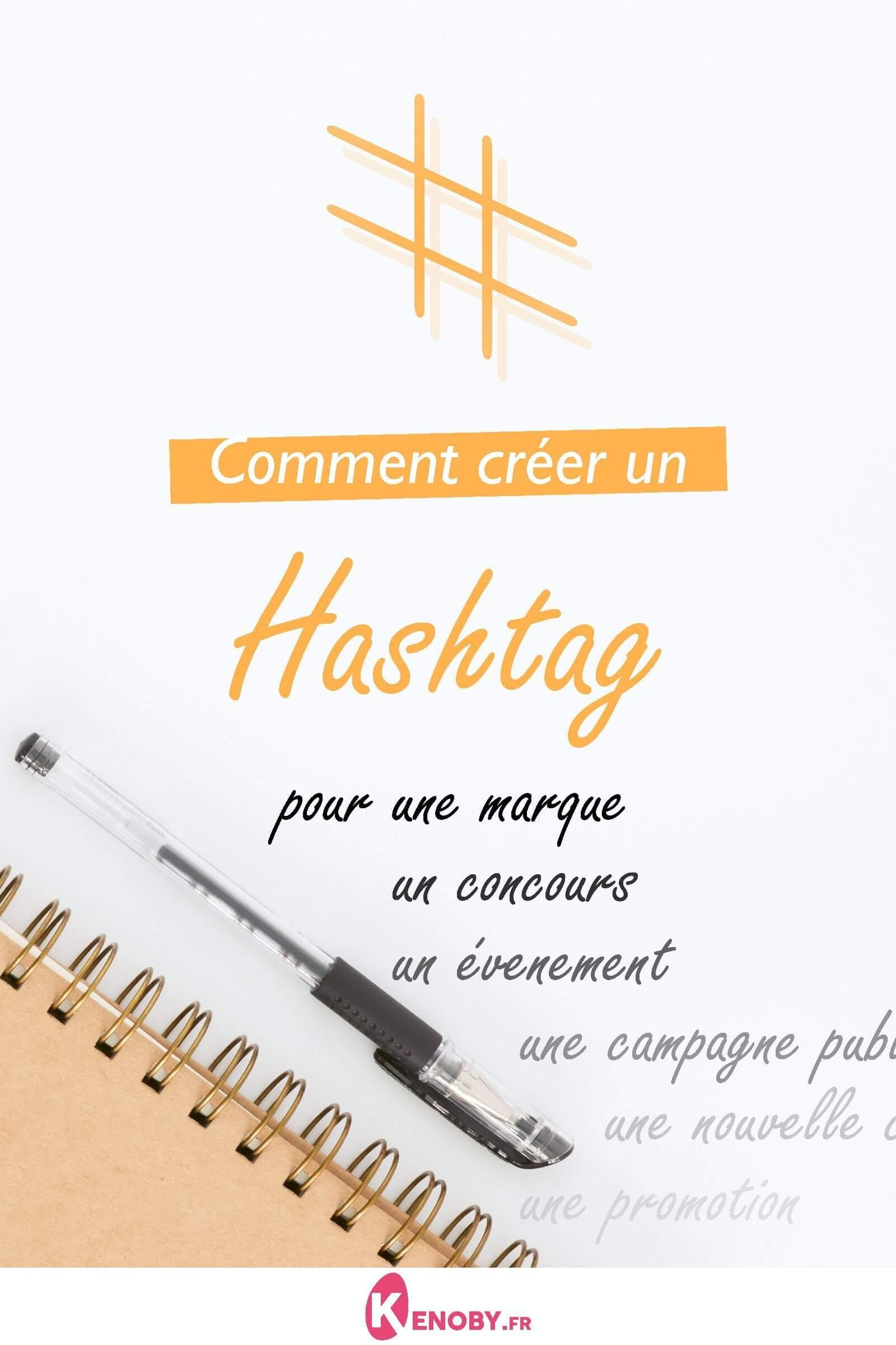 Comment créer un hashtag Instagram efficace en 2020